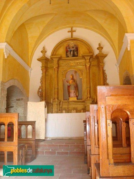 Cerdanyola - Església de Sant Marçal