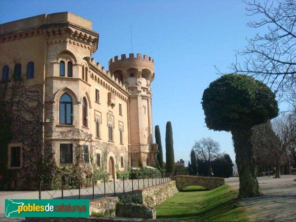 Cerdanyola - Castell de Sant Marçal
