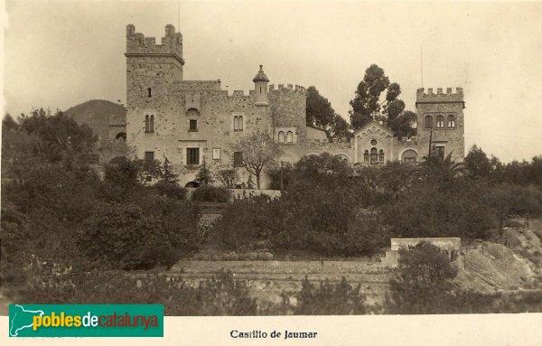 Cabrils - Castell de can Jaumar, 1946