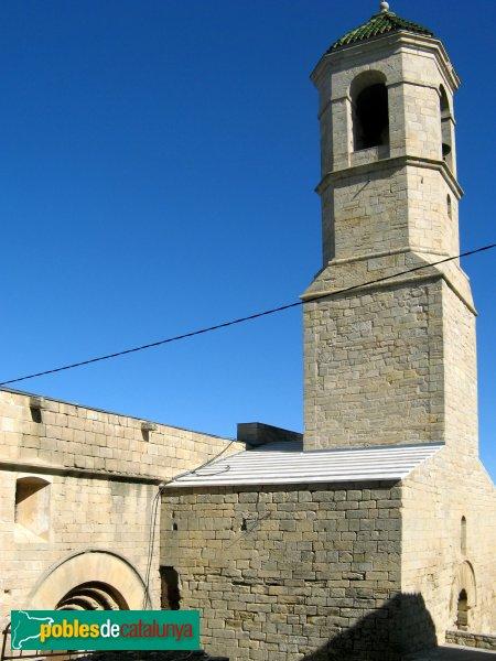Forès - Església de Sant Miquel