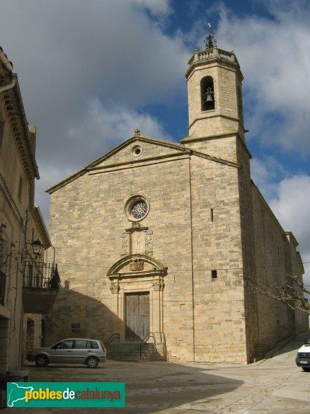 Passanant - Església de Sant Jaume