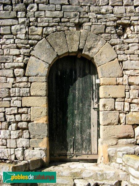 Glorieta - Porta del mur adossat a la torre