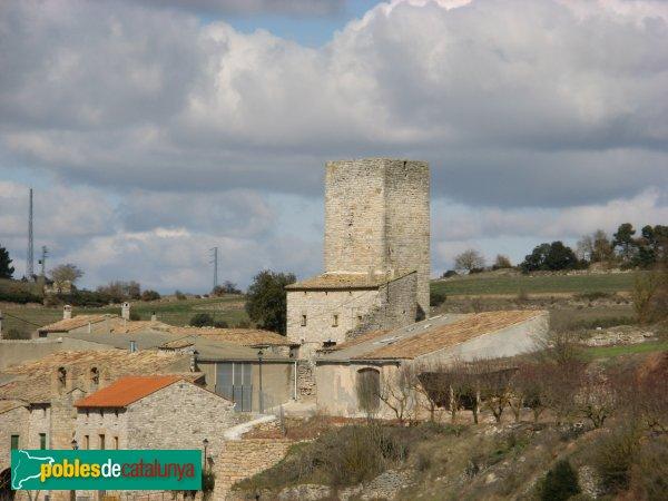 Glorieta - Castell, de lluny