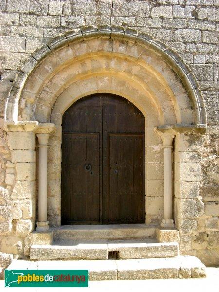 Senan - Església de Santa Maria