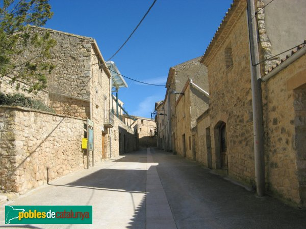 Foto de Senan - Carrer Major