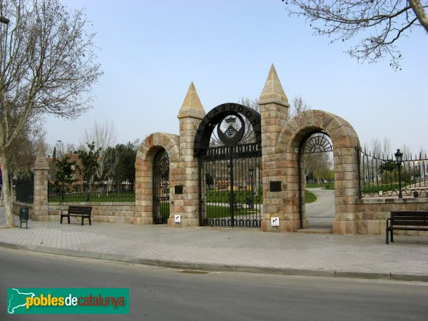 Parc de les morisques sant quirze del vall s pobles de - Mas duran sant quirze del valles ...