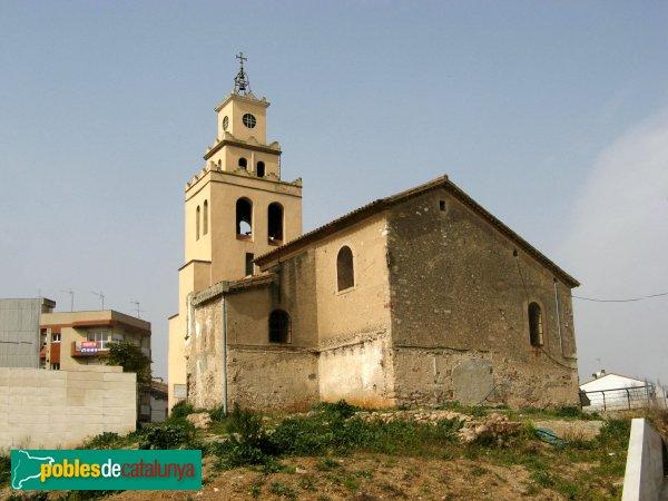 Esgl sia parroquial sant quirze del vall s pobles de - Tiempo en sant quirze ...