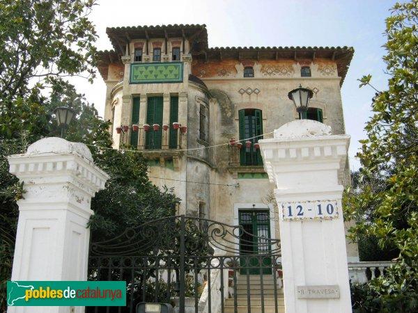 Casa travesa les fonts sant quirze del vall s pobles - Tiempo en sant quirze ...