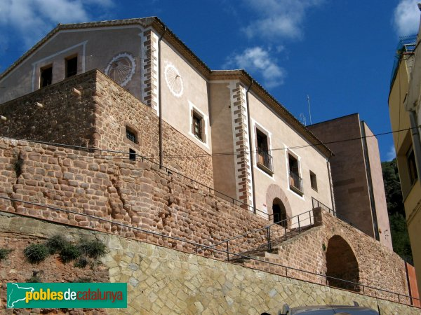 Vacarisses - Castell