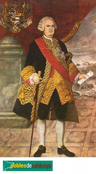 Manuel d'Amat i Junyent (1704-1790)