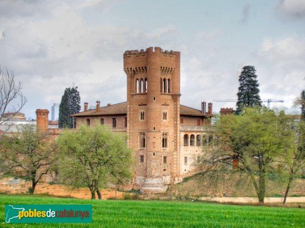 Sabadell - Castell de Can Feu