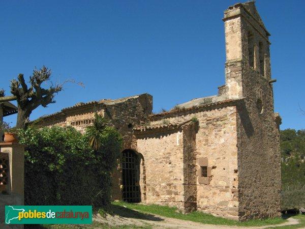 Rellinars - Església vella de Sant Pere i Sant Fermí
