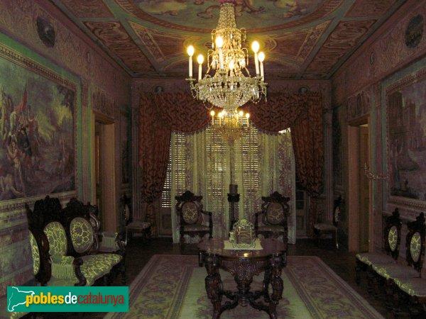 Terrassa - Casa Alegre de Sagrera