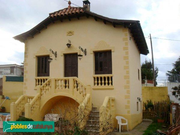 Villa conxita cerdanyola del vall s pobles de catalunya - Casas en valles occidental ...
