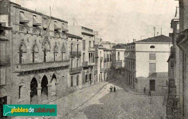 Terrassa - Ajuntament, abans de la reforma