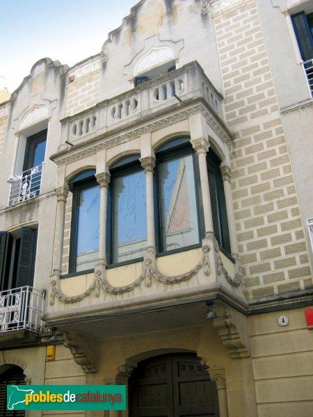 Terrassa - Casa Jacint Bosch