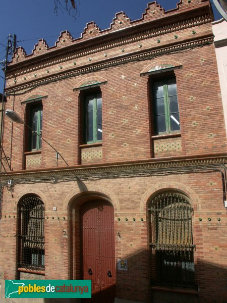 Terrassa - Casa Emili Matalonga