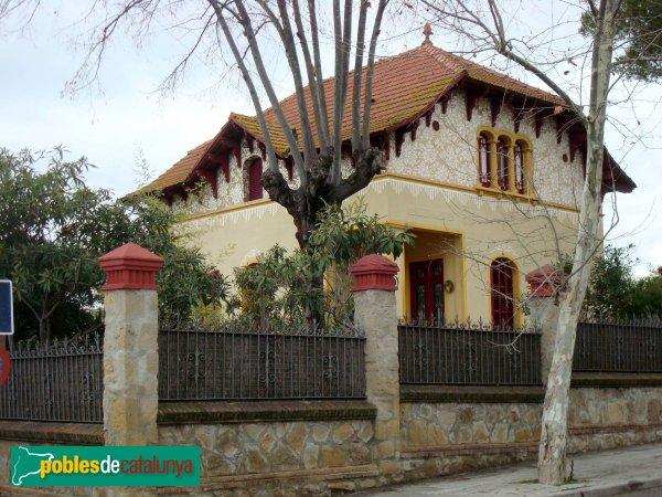 Casa agust bricall xalet guill n cerdanyola del - Casas en valles occidental ...