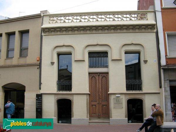 Terrassa - Casa Joaquim Freixa