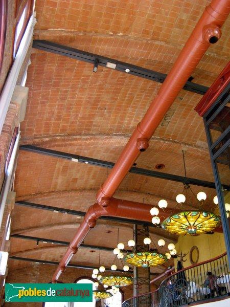 Terrassa - Societat General d'Electricitat, interior