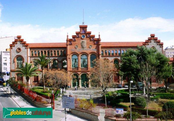 Terrassa - Escola Industrial