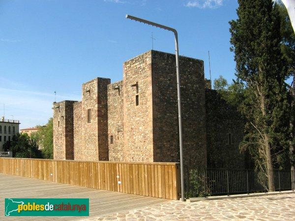 Terrassa - Castell de Vallparadís