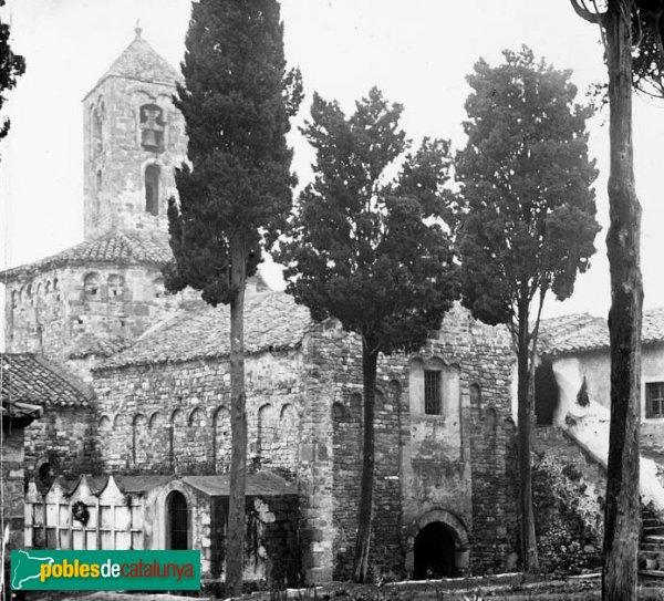 Terrassa - Església de Santa Maria