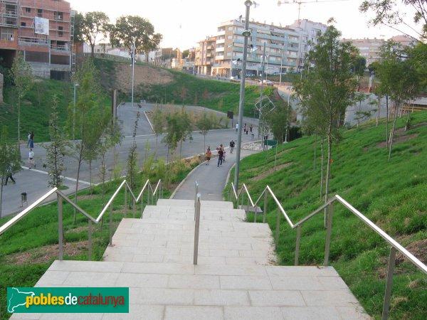 Terrassa - Parc de Vallparadís