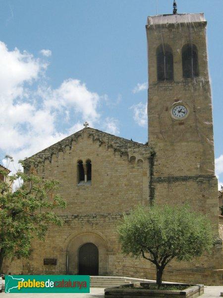 Rubí - Església de Sant Pere