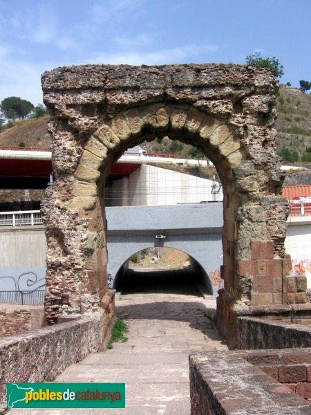 Castellbisbal - Arc romà del Pont del Diable