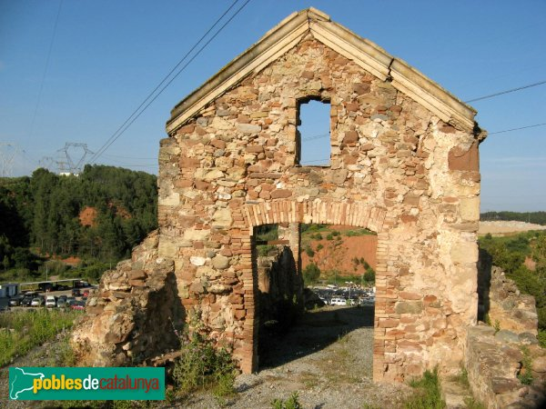 Castellbisbal - Capella de Sant Joan de Benviure (3)