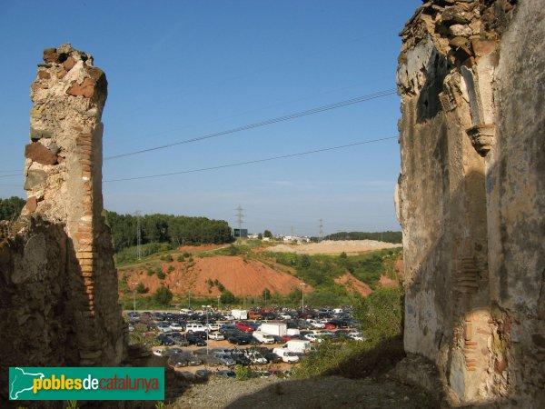 Castellbisbal - Capella de Sant Joan de Benviure