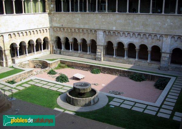 Sant Cugat del Vallès - Claustre del monestir