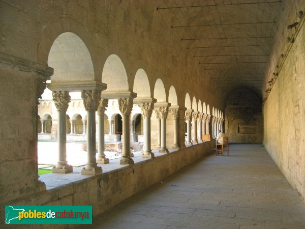 Sant Cugat del Vallès - Claustre