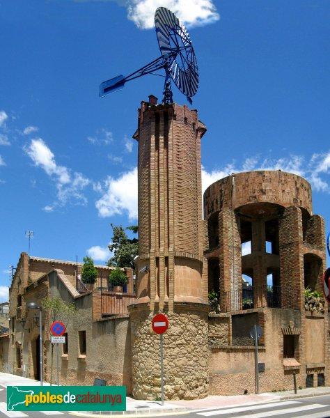Sant Cugat del Vallès - Casa Armet, molí