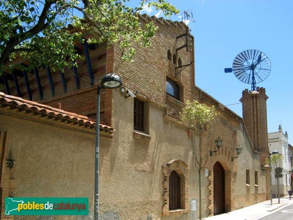 Casa armet sant cugat del vall s pobles de catalunya - Casas sant cugat del valles ...