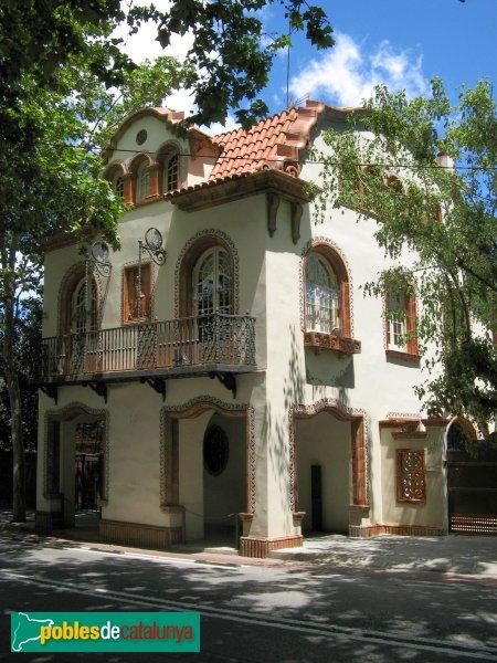 Casa m jica sant cugat del vall s pobles de catalunya - Casas sant cugat del valles ...