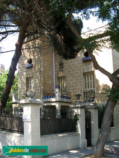 Casa ramon vila sant cugat del vall s pobles de catalunya - Casas sant cugat del valles ...