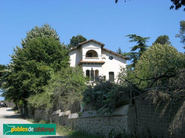 Casa de les bruixes sant cugat del vall s pobles de catalunya - Casas en el valles occidental ...
