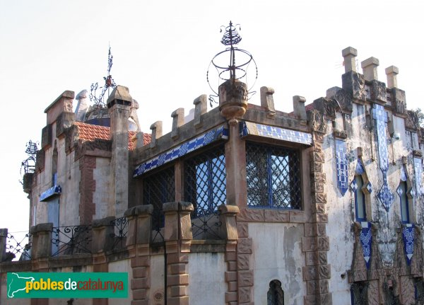 Sant Cugat del Vallès - Casa Lluch