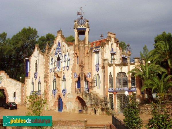 Casa lluch sant cugat del vall s pobles de catalunya - Casas sant cugat del valles ...