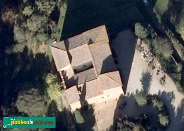 Sant Cugat del Vallès - Torre Negra, foto aèria