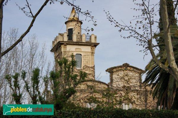 Casa mir sant cugat del vall s pobles de catalunya - Casas sant cugat del valles ...