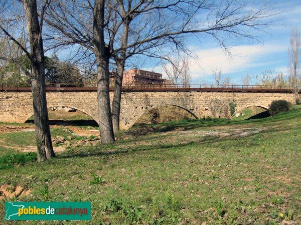 Sant Cugat del Vallès - Pont de Can Vernet