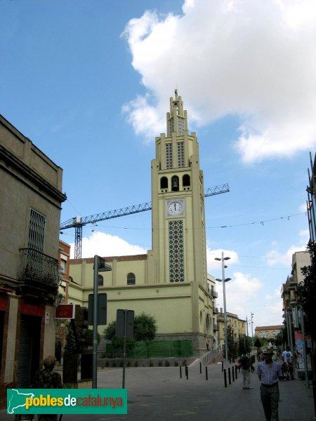 Montcada i Reixac - Església de Santa Engràcia