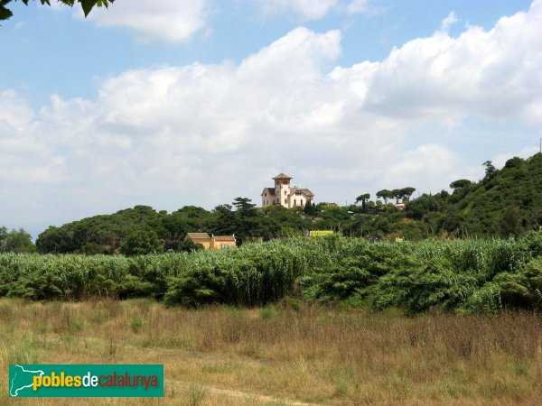 Montcada i Reixac - Torre de can Bonet
