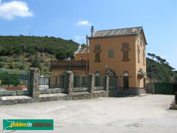 Montcada i Reixac - Torre de can Bonet, masoveria