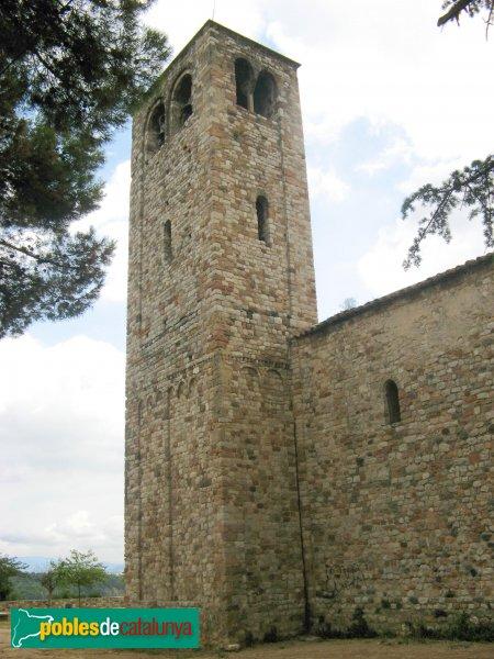 Santa maria de barber la rom nica barber del vall s pobles de catalunya - Muebles barbera del valles ...