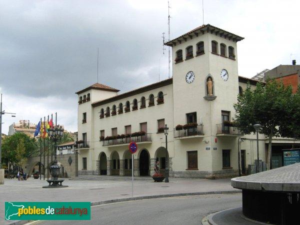 Casa de la vila barber del vall s pobles de catalunya - Muebles barbera del valles ...