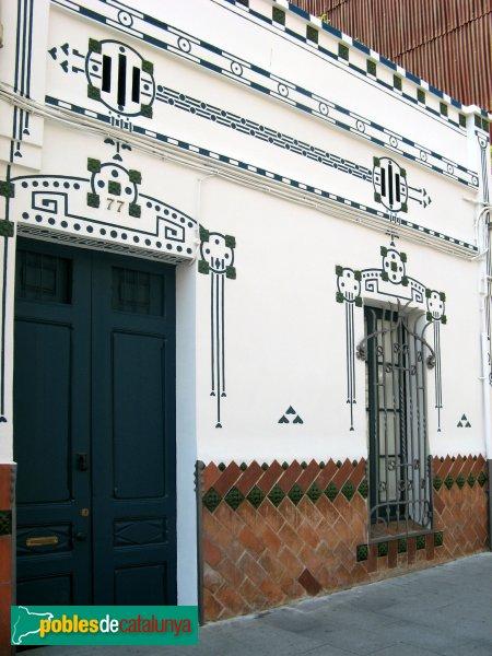 Casa mongay cerdanyola del vall s pobles de catalunya - Casas en valles occidental ...